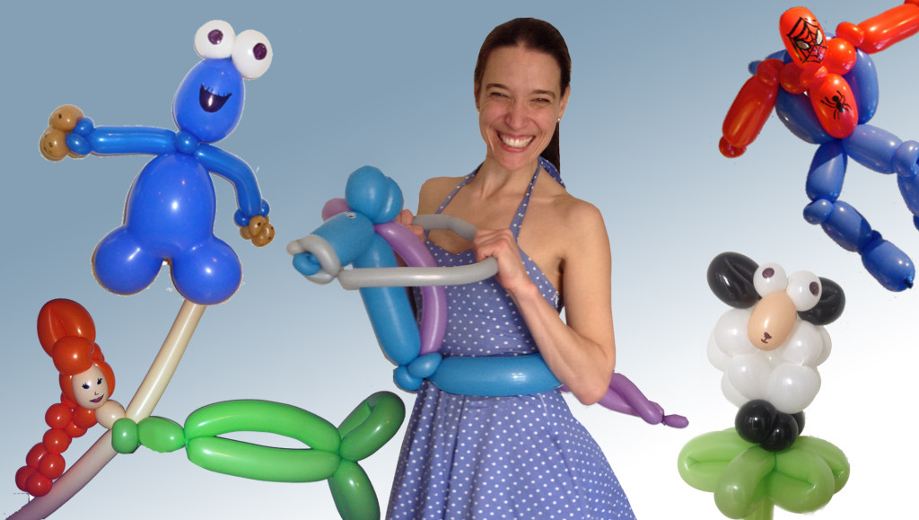 Balloon twister / balloon modeller