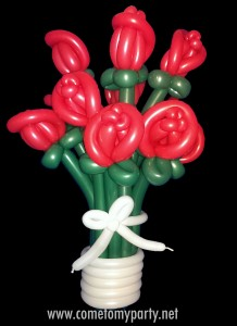 balloon boquet