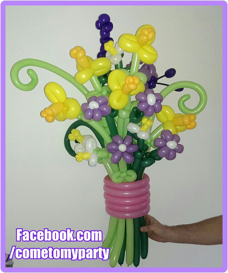 balloon-bouquet