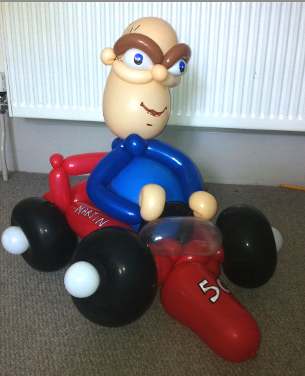balloon-car-driver