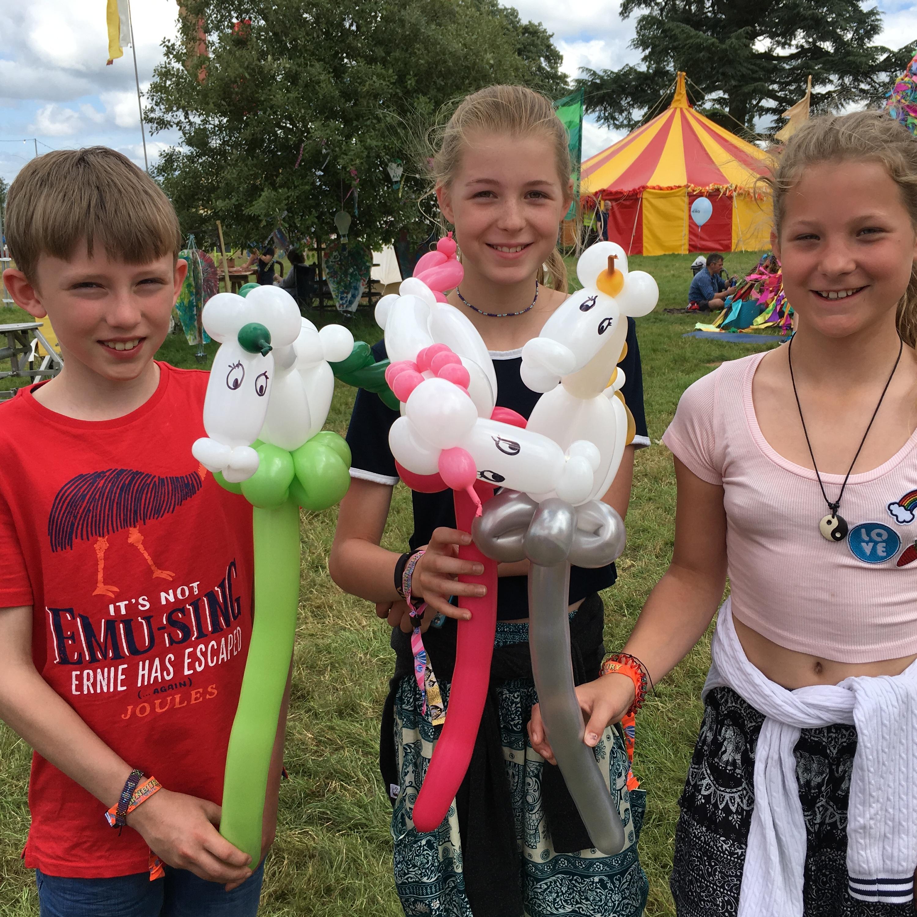 kids field cornbury