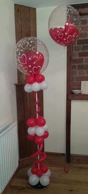 balloon-heart-column