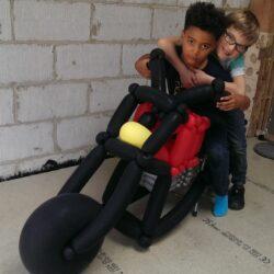 balloon-motorbike