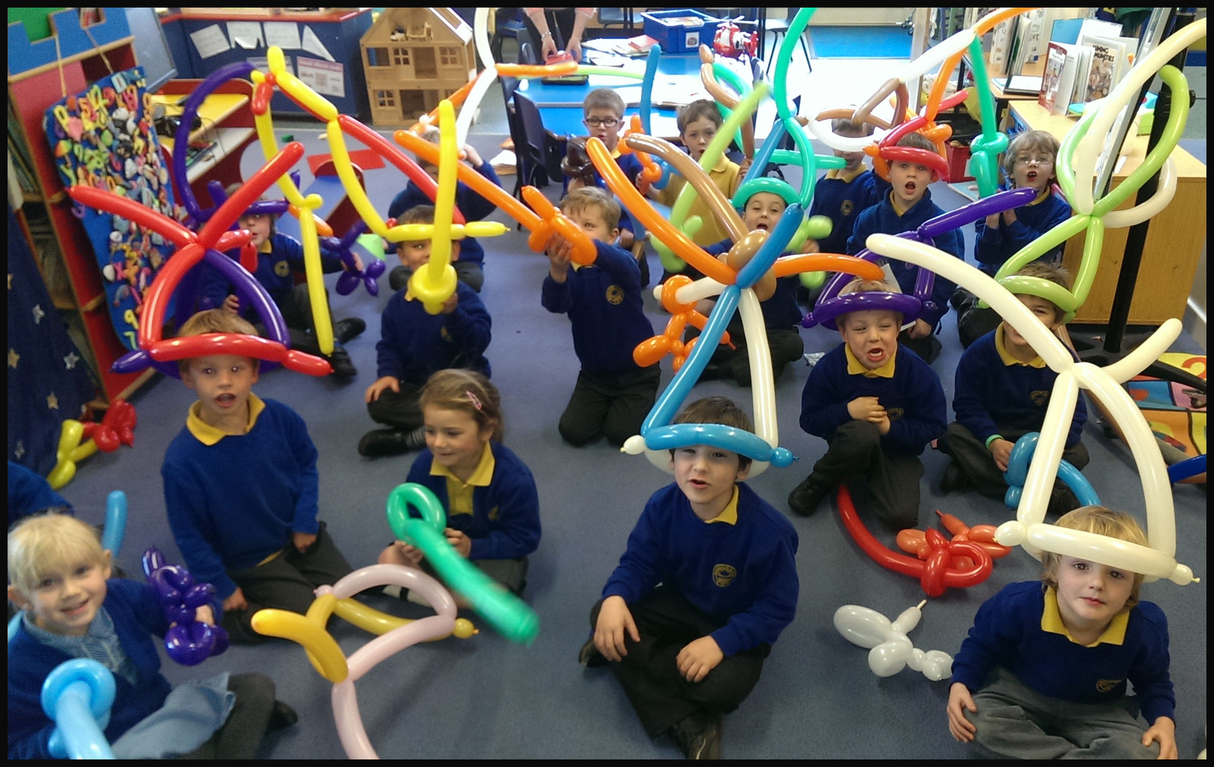 balloon workshop schools