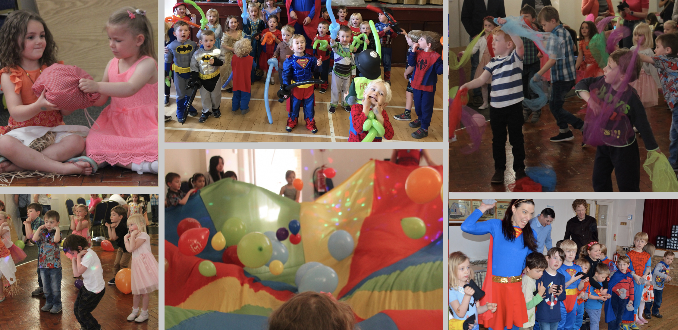boy's party themes oxfordshire