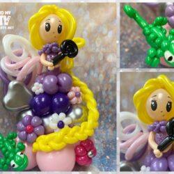 rapunzel balloon