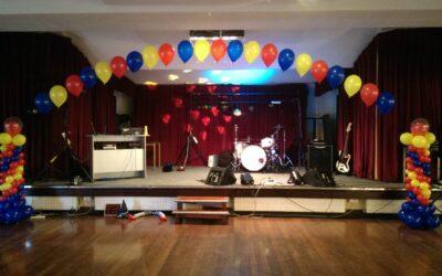 balloon arch gf