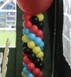 balloon column copy