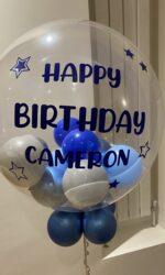bubble cameron