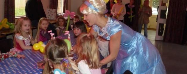 Cinderella Princess Party Oxford.