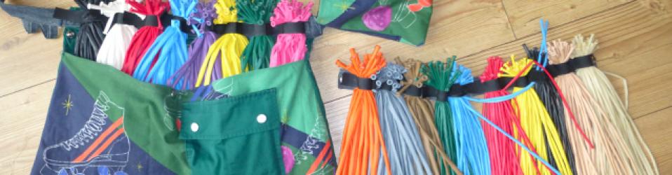Balloon Twisting Bag / Apron
